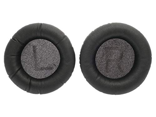 WEWOM Almohadillas de Repuesto para Cascos AKG K540, K545, K845 & K845BT, Negro