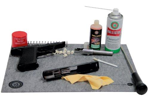 Oramics Reinigungsunterlage für Kurzwaffen aus Wollfilz 45 x 30 cm