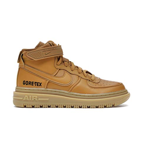 Nike Air Force 1 AF1 High Gore-Tex Boot Flax Brown CT2815-200 US Size 8