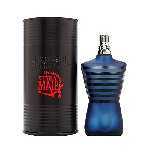 Jean Paul Gaultier Ultra Male Eau de Toilette para hombres, 125 ml