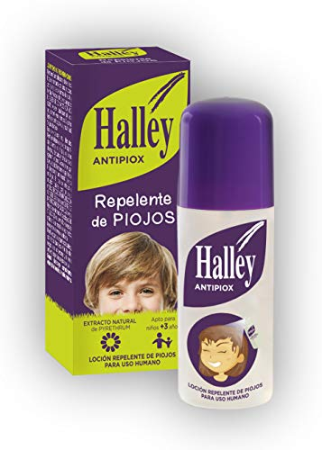 Halley Antipiox Repelente de Piojos 100 ml