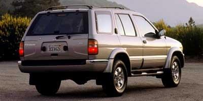 1999 Nissan Pathfinder LE 4 Door Automatic Transmission