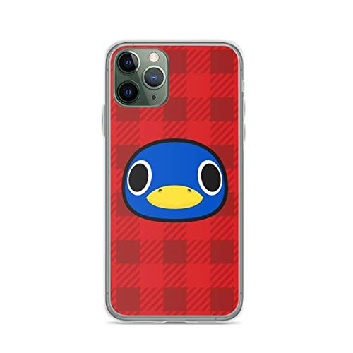 Phone Case Roald Animal Crossing Compatible with iPhone 6 6s 7 8 X XS XR 11 Pro Max SE 2020 Samsung Galaxy Drop Waterproof Scratch