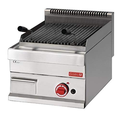 Gastro M Lavasteen-grill 65/40GRL