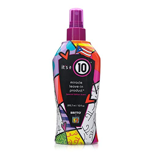 It#039s a 10 Haircare Limited Edition Britto Miracle Leavein Product 10 fl oz