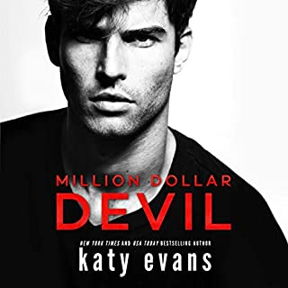 Million Dollar Devil audiobook cover art