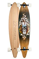 Multiple independent longboard studies prove Bamboo Skateboards strength and bending flexibility beats out top competitors Best performing sustainable skateboard deck on the market - period Earned 2012 skateboard deck of the year by major online skat...
