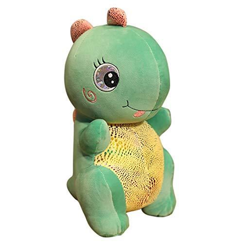 PZone Lindos Juguetes de Peluche de Dinosaurio, muñecos de Animales Blandos, Regalo de cumpleaños para niños, Nuevo Animal, compañero de bebé, Accesorios para el hogar
