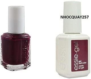 Gel Polish + Lacquer Matching Color #609 Bahama MAMA