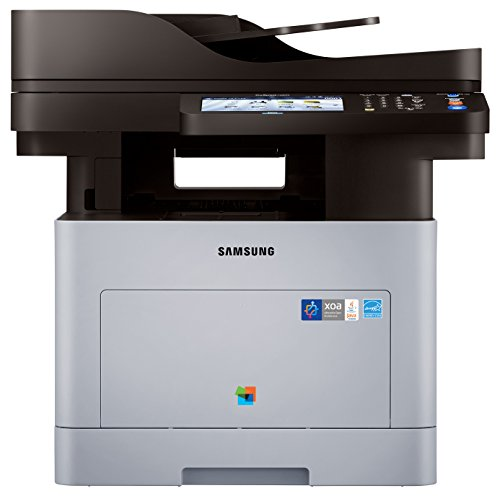 Samsung SL-C2680FX/SEE PROXPRESS A4 Laser-Multifunktionsdrucker mit Scan/Fax/Copy-Funktion