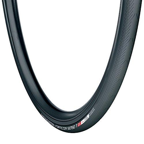 Vredestein Fortezza Senso T Xtreme Weather Fahrradreifen, schwarz, 23-622/700x23C