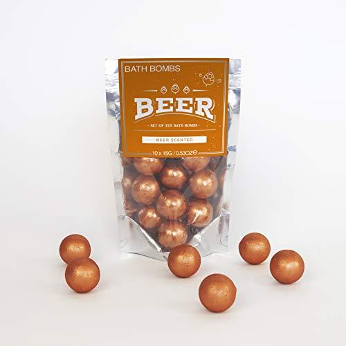 Gift Republic Bombes de Bain Bière (x10)