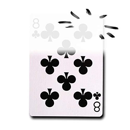 Forcing & Vanishing Card Deck für Zauberkasten, Forcierkartenspiel Forcing Deck für Erwachsene, Karte forcieren und anschließend verschwinden lassen Zauber-Trick, Bicycle Playing Card Deck Spielkarten