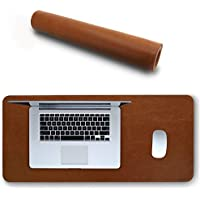 Londo Leather Extended Mousepad (Light Brown)