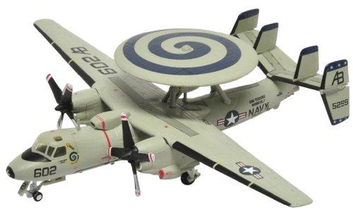 Gulliver 200 1/200 E-2C USNAVY VAW-123 screw tops AB602 (japan import)