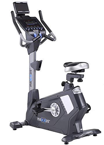 MAXXUS Ergometer Bike 90 Pro - Halb-Liegeergometer - Heimtrainer in Studio Qualität, leise, robust und gelenkschonend