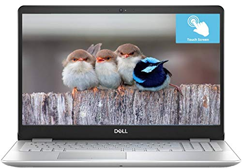 2019 Flagship Dell Inspiron 15 5000 15.6' Full HD Touchscreen Laptop, Intel 4-Core i5-8265U 16GB RAM 512GB PCIe SSD + 1TB HDD BT Backlit Keyboard Fingerprint Reader MaxxAudio Win 10