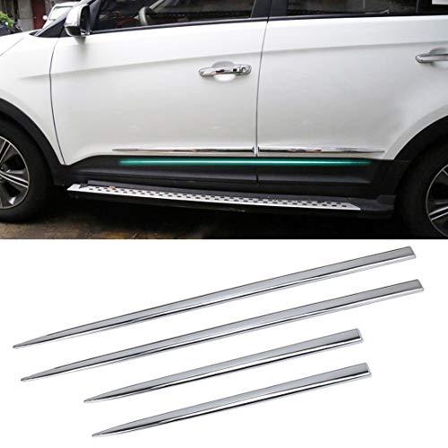 41i4a4f11OL - Wei Hongyu Auto-Außen-Zubehör, 4 Stück Universal-Autotür-Schutzstreifen