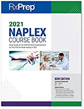 RxPrep's 2021 Course Book for Pharmacist Licensure Exam Preparation
