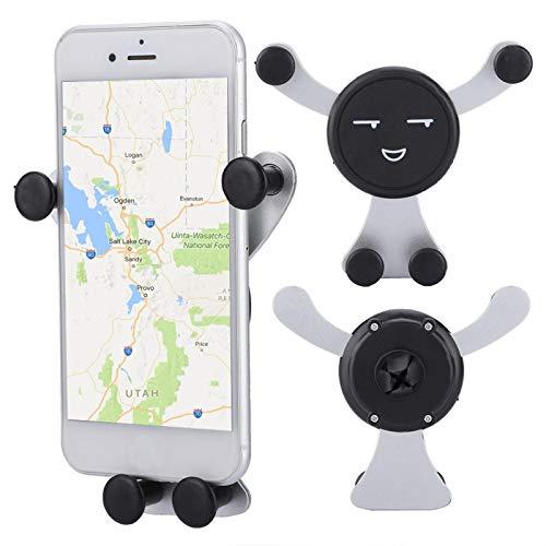 Emoshayoga Soporte para automóvil Soporte para teléfono Conveniente portátil ampliamente Utilizado para automóvil