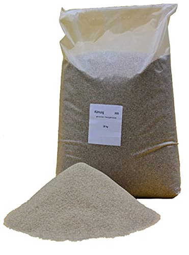 Aquagran 25 kg Filtersand 0,71-1,25 mm Quarzsand für Sandfilteranlage Poolfilter