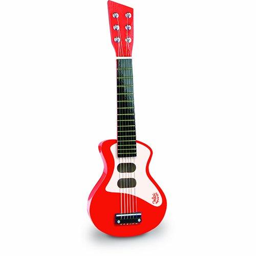 Vilac Rock 'n 'Roll Gitarre (rot)