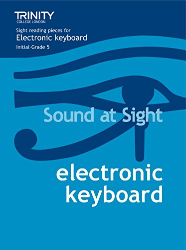 Sound At Sight Electronic Keyboard (Initial-Grade 5)