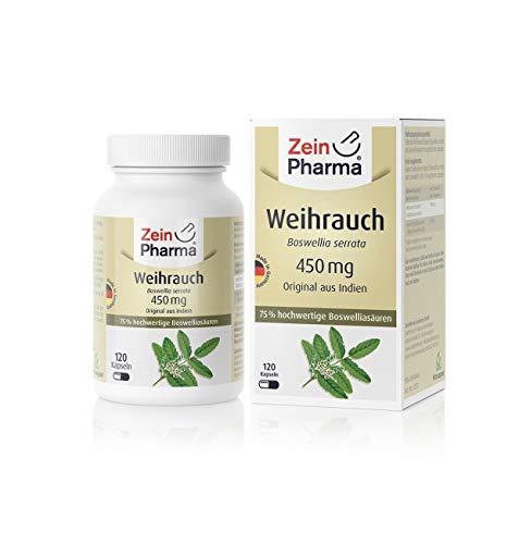 Weihrauch Spezial 3000-120 Kapseln zur Nahrungsergänzung