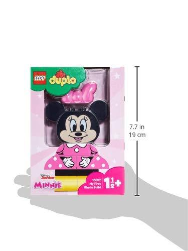 LEGO DUPLO Disney - Mi Primer Modelo de Mickey 3