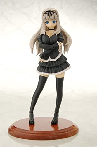 [ToHeart2] GEE  Limited 1 6 PVC painted ToHeart2 Sasara schwarz ver. (japan import)