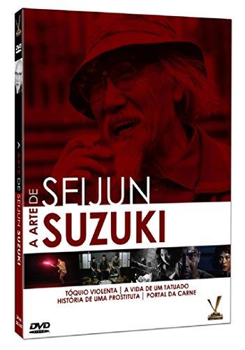 A Arte De Seijun Suzuki - 2 Discos [DVD]