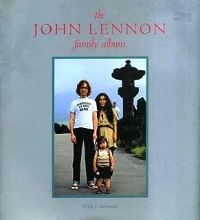 The John Lennon Family Album by Yoko Ono (29-Nov-1990) Paperback