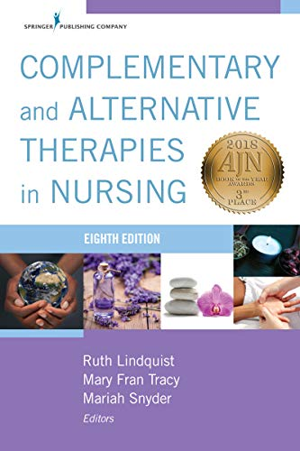 41i4h5187QL - Complementary & Alternative Therapies in Nursing, Eight Edition