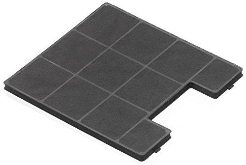Amica Kohlefilterset KF 17147 Filter, schwarz
