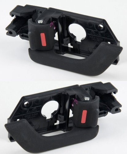 Hyundai Tiburon 03-08 OEM Genuine Inside Door Handle Catch Left (Driver) Right (Passenger) Set 2pc 826102c000lk 826202c000lk