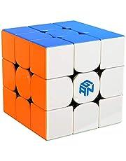 ROXENDA 356R Speed Cube Gans 356 R 3x3 Stickerless Zauberwürfel Gan356 R 3x3x3 V3 System Speedcube
