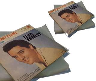 Gruesas Los Discos Peque/ños 2577 50 Fundas GALGA 600 Ref para Discos DE Vinilo Singles 7