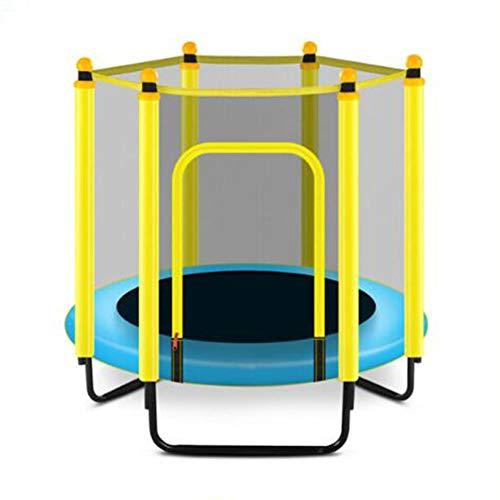 KY&CL Indoor en Tuin Trampoline, Jumpanatic, opvouwbare bounce Bed netto trap netten voor volwassenen, belasting 47.2 inch/500 lbs