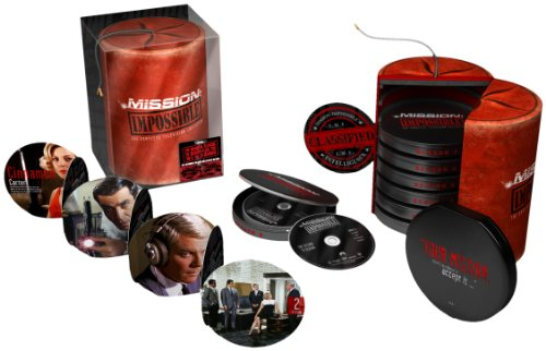 Mission: Impossible - The Complete Series