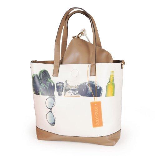 OTTO KERN Shopper SUMMER Motiv Reise - (BRILLE 4, FOTO MOTIV)