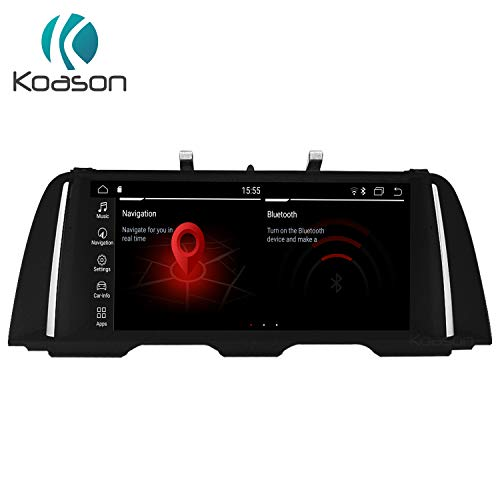 Koason F10 F11 2013-2017 Android9.0 Screen Monitor GPS Navigatie Audio Video Media Stereo Player voor BMW 5 Series M5 Multimedia NBT Headunit