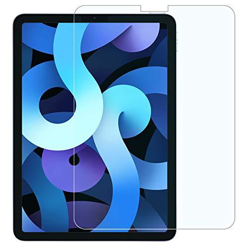 Xingmeng iPad Air 4 ガラスフィルム iPad Pro 11 (2世代 2020/1世代 2018) 用 強化 保護 ガラス フィルム 飛散防止 指紋防止 気泡防止 撥水撥油 旭硝子 強靭9H 高透明率 ピタ貼り