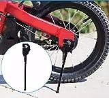 Nlighting Cavalletto da Bici,e Bike Bicicletta per Bambini Supporto da parcheggio per Bambini Supporto per Biciclette Supporto per Piedi con Molla con 21cm