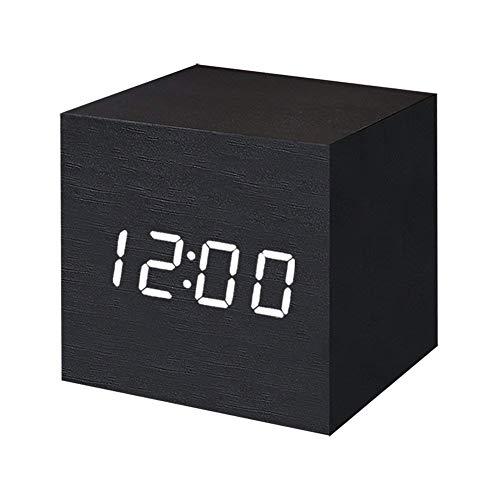 despertador digital madera fabricante Ankerista