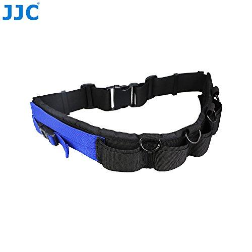 JJC Multifunktions-leicht Langlebig Deluxe Technische Fotografie Gürtel passend für JJC DLP Objektiv Tasche für Fotografen