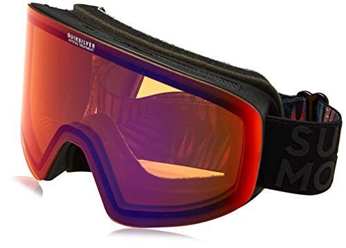 Quiksilver Eqytg03053 Herren Ski-/Snowboardmaske one Size Sun-Dried Tomato