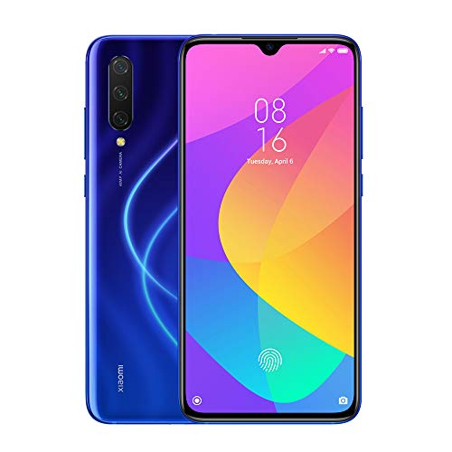 Xiaomi Mi 9 Lite versión Global 6+128GB – Aurora Blue