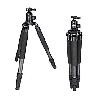 Rollei Rock Solid Alpha Mark II carbon tripod incl. T7S ball head, professional camera tripod with 30kg load capacity. (B07HJBNBX7) | Amazon price tracker / tracking, Amazon price history charts, Amazon price watches, Amazon price drop alerts