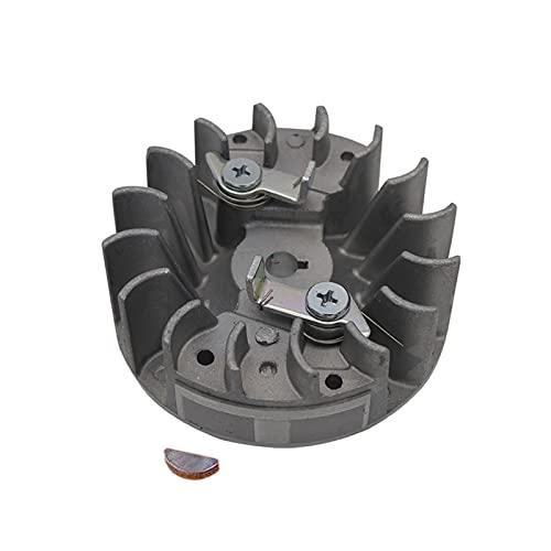XINYE Wuxinye Flywheel Starter Pawls Woodruff Key Fit para HUSQVARNA 142 142E 137 137E piezas de repuesto para motosierra de gas 530059637