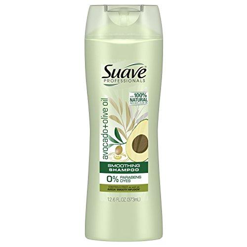 Suave Professionals Shampoo, Avocado + Olive Oil, 12.6 oz